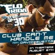 Informatie Top 40-hit Flo Rida feat. David Guetta - Club can't handle me