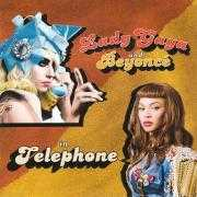 Coverafbeelding Lady Gaga and Beyoncé - Telephone