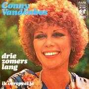 Coverafbeelding Conny Vandenbos - Drie Zomers Lang