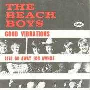Coverafbeelding The Beach Boys - Good Vibrations