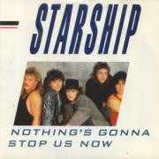 Coverafbeelding Starship - Nothing's Gonna Stop Us Now