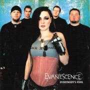Coverafbeelding Evanescence - Everybody's Fool