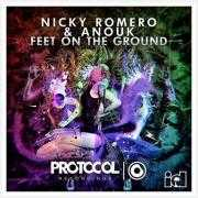 Coverafbeelding Nicky Romero & Anouk - Feet on the ground