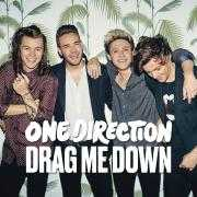 Coverafbeelding One Direction - Drag me down