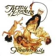 Coverafbeelding Army Of Lovers - Ride The Bullet