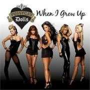 Coverafbeelding Pussycat Dolls - When I Grow Up