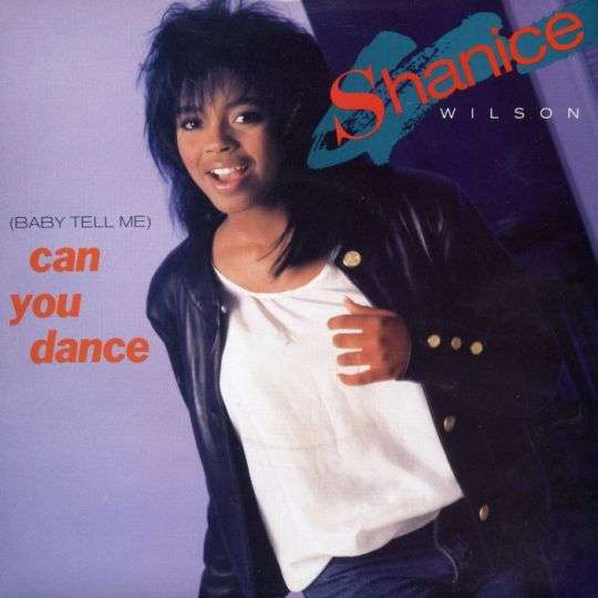Coverafbeelding (Baby Tell Me) Can You Dance - Shanice Wilson