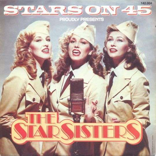 Coverafbeelding Proudly Presents The Star Sisters - Stars On 45