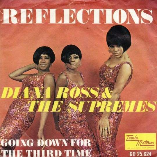 Coverafbeelding Reflections / Reflections - Theme From China Beach - Diana Ross & The Supremes