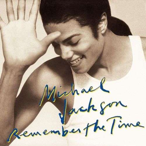 Coverafbeelding Remember The Time - Michael Jackson