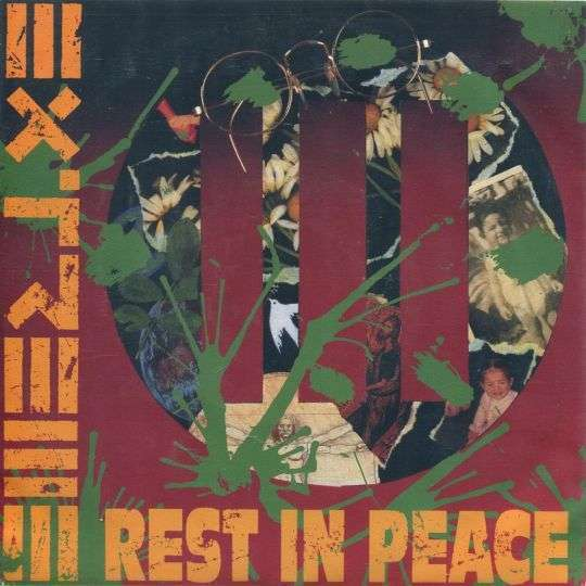 Coverafbeelding Rest In Peace - Extreme
