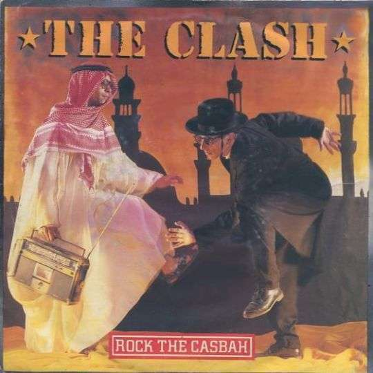 Coverafbeelding The Clash - Rock The Casbah
