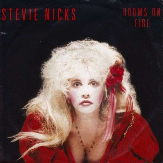 Coverafbeelding Stevie Nicks - Rooms On Fire