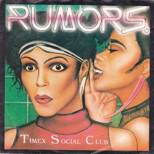 Coverafbeelding Rumors - Timex Social Club