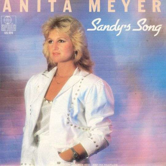 Coverafbeelding Sandy's Song - Anita Meyer