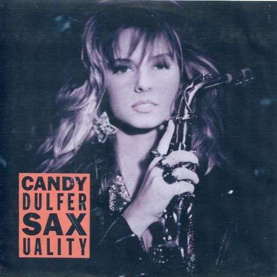Coverafbeelding Saxuality - Candy Dulfer