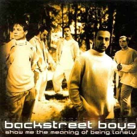 Coverafbeelding Show Me The Meaning Of Being Lonely - Backstreet Boys