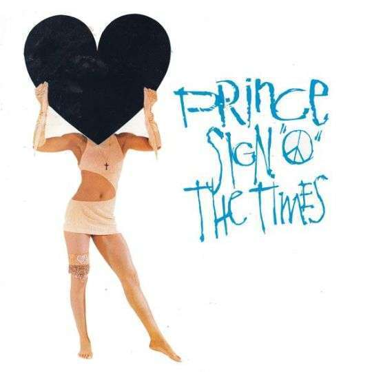 """Coverafbeelding Sign """"o"""" The Times - Prince"""