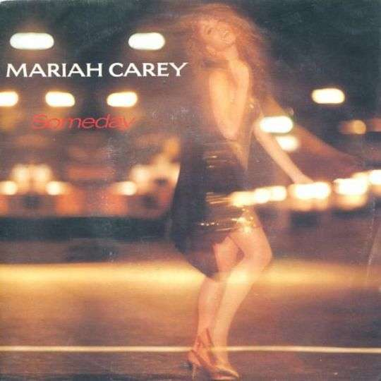 Coverafbeelding Someday - Mariah Carey