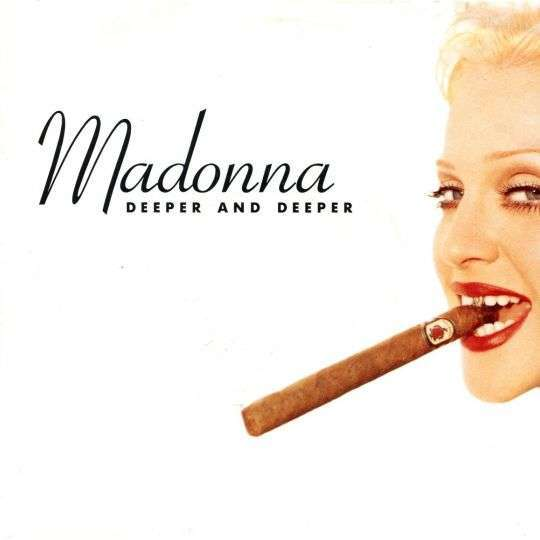 Coverafbeelding Deeper And Deeper - Madonna