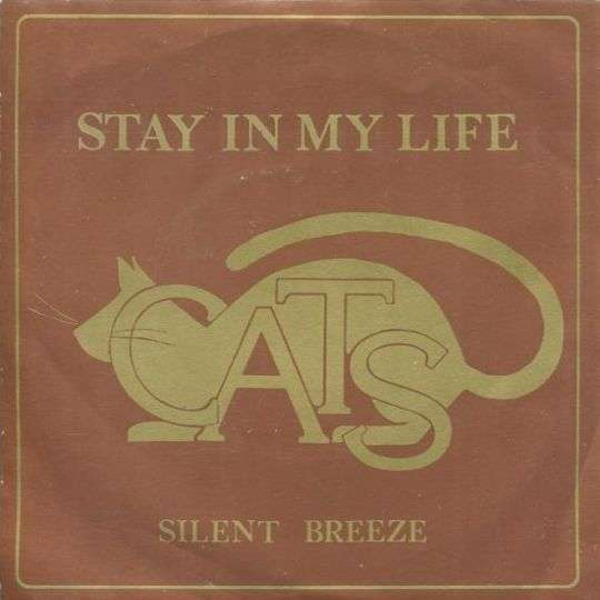 Coverafbeelding Stay In My Life - Cats