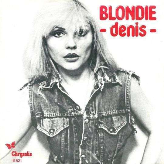 Coverafbeelding Denis - Blondie