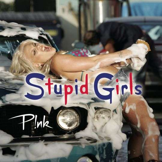 Coverafbeelding Stupid Girls - P!nk