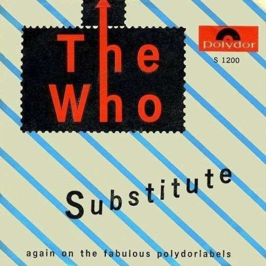 Coverafbeelding Substitute - The Who