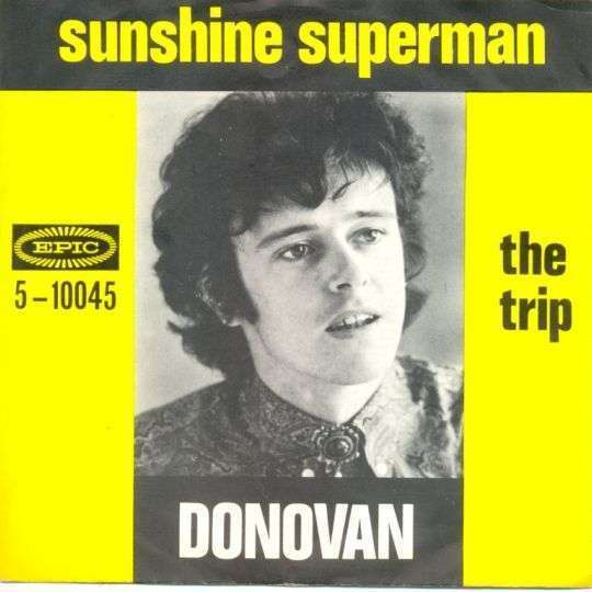Coverafbeelding Donovan - Sunshine Superman