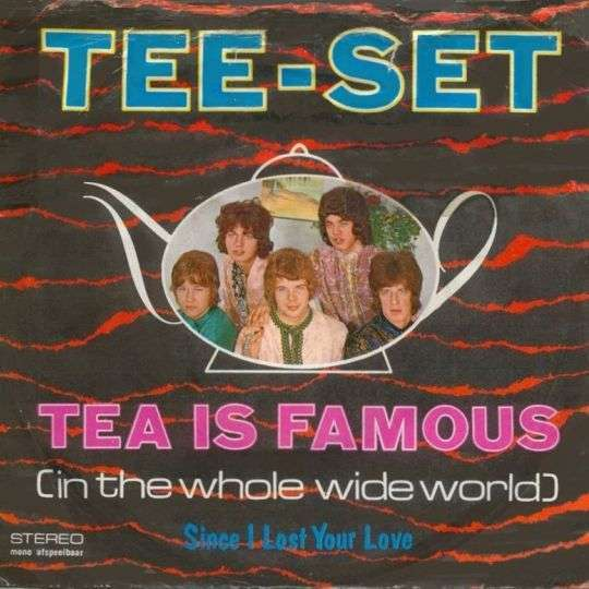 Coverafbeelding Tea Is Famous (In The Whole Wide World) - Tee-Set