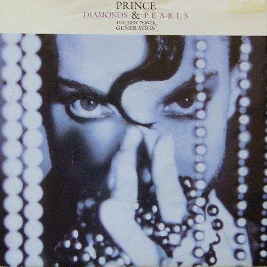 Coverafbeelding Diamonds & Pearls - Prince & The New Power Generation
