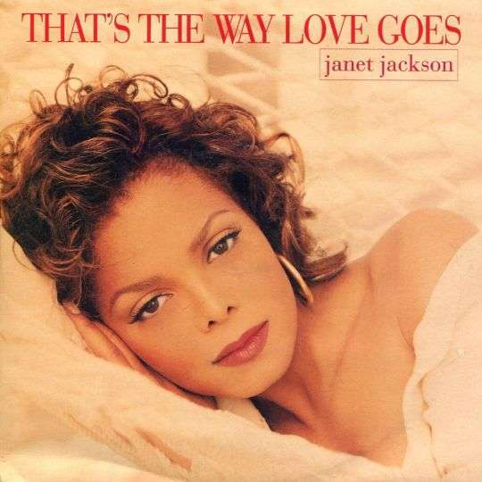 Coverafbeelding That's The Way Love Goes - Janet Jackson