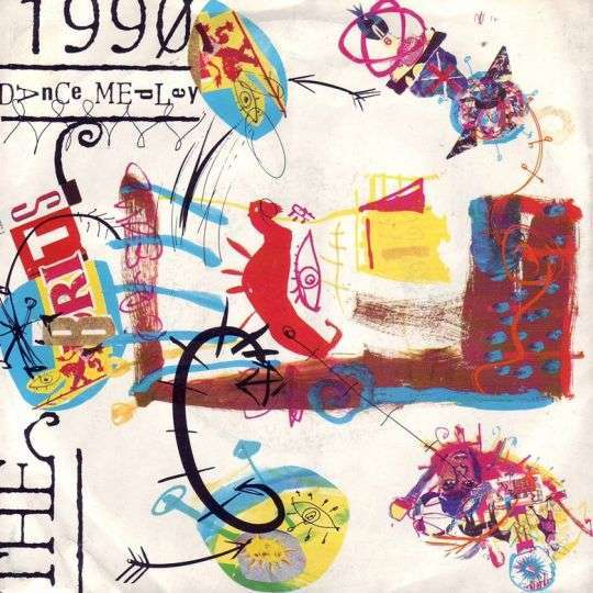 Coverafbeelding The Brits 1990 - The Brits 1990 - Dance Medley
