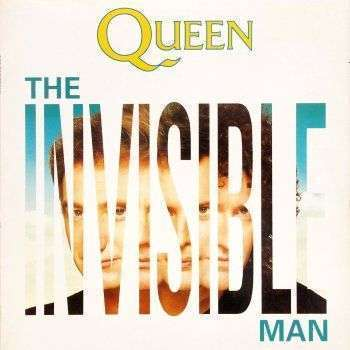 Coverafbeelding The Invisible Man - Queen