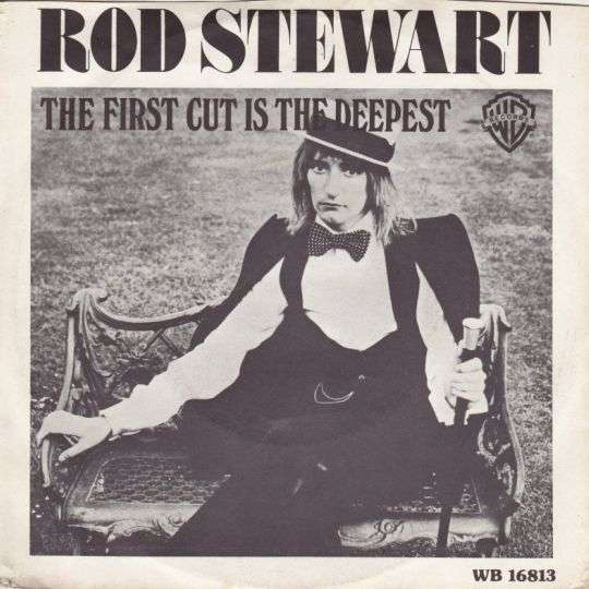 Coverafbeelding The First Cut Is The Deepest/ The Killing Of Georgie - Rod Stewart