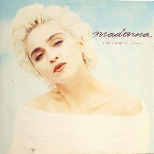 Coverafbeelding The Look Of Love - Madonna