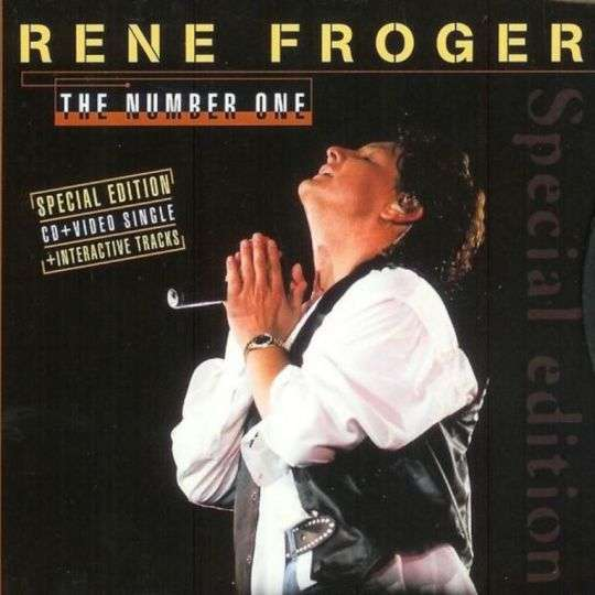 Coverafbeelding Rene Froger - The Number One