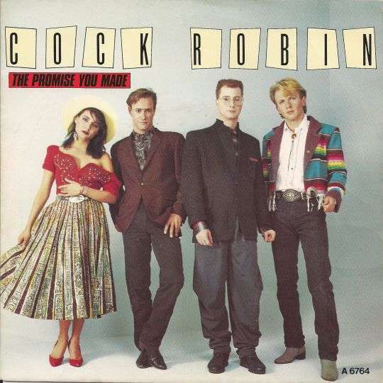 Coverafbeelding The Promise You Made - Cock Robin