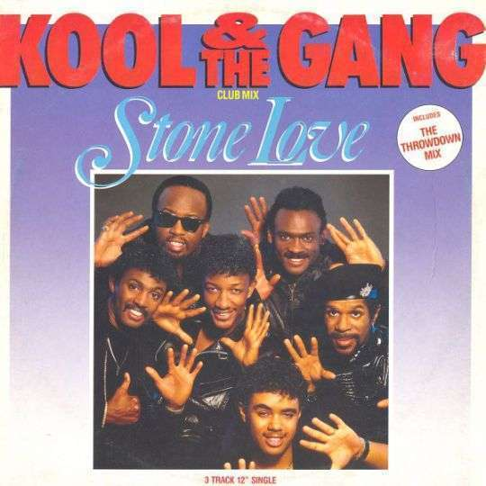 Coverafbeelding Stone Love - Club Mix/ The Throwdown Mix - Kool & The Gang
