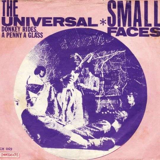 Coverafbeelding The Universal - Small Faces