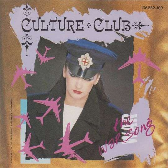 Coverafbeelding The War Song - Culture Club