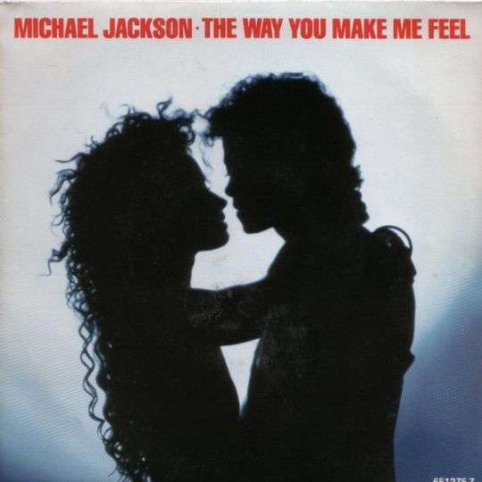 Coverafbeelding The Way You Make Me Feel - Michael Jackson