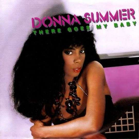 Coverafbeelding There Goes My Baby - Donna Summer