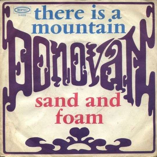 Coverafbeelding There Is A Mountain - Donovan