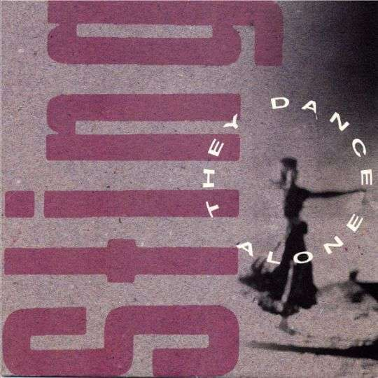 Coverafbeelding They Dance Alone - Sting