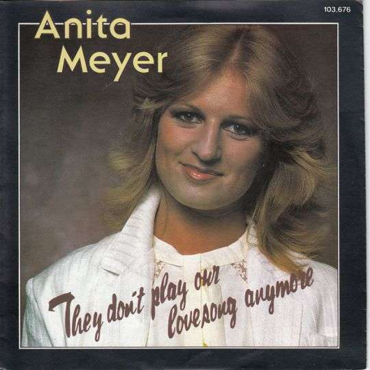 Coverafbeelding They Don't Play Our Lovesong Anymore - Anita Meyer