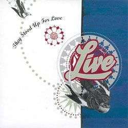 Coverafbeelding They Stood Up For Love - Live