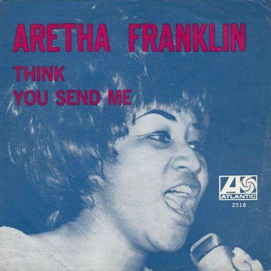 Coverafbeelding Think - Aretha Franklin