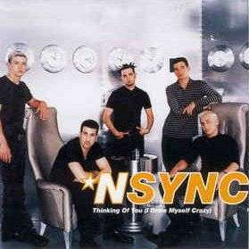 Coverafbeelding Thinking Of You (I Drive Myself Crazy) - *nsync