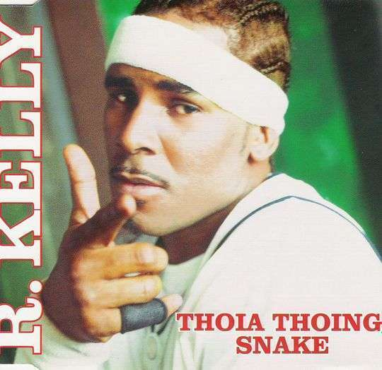 Coverafbeelding Thoia Thoing/ Snake - R. Kelly